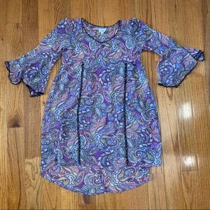 Disney D-Signed girls tunic size 10-12